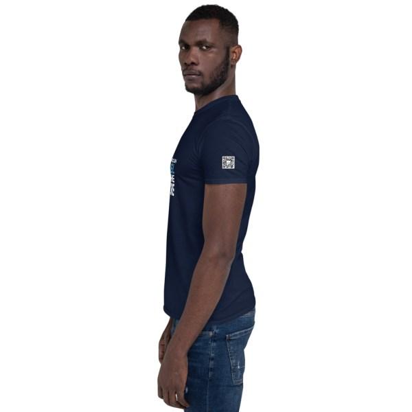 Hydrogen Future Short-Sleeve Unisex T-Shirt 16