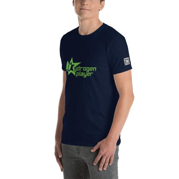 Hydrogen Player Short-Sleeve Unisex T-Shirt 9