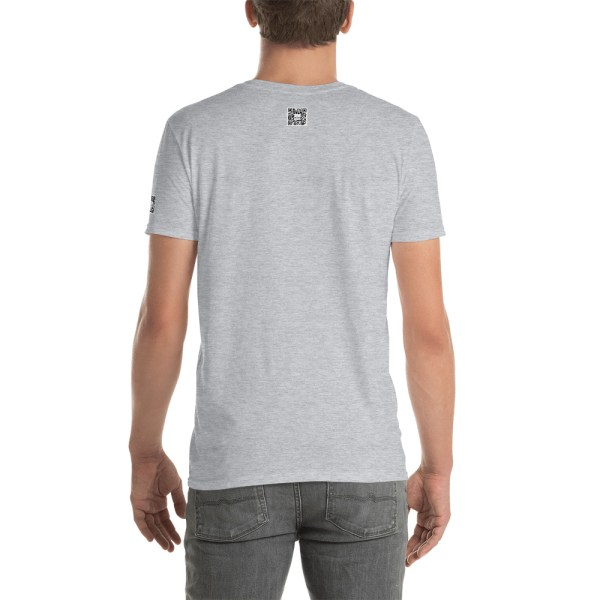 Hydrogen Everything Flows Short-Sleeve Unisex T-Shirt 25