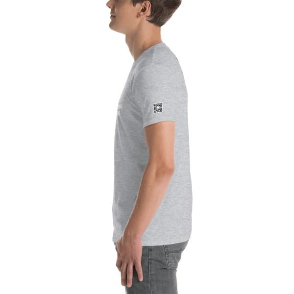 Hydrogen Everything Flows Short-Sleeve Unisex T-Shirt 50