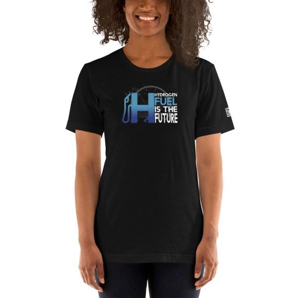 Unisex Hydrogen T-Shirt H2 Fuel is The Future - Multiple Colors 2