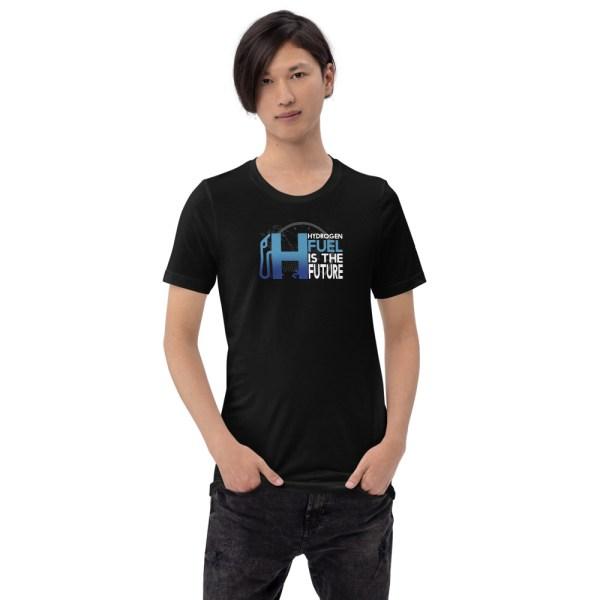 Unisex Hydrogen T-Shirt H2 Fuel is The Future - Multiple Colors 8
