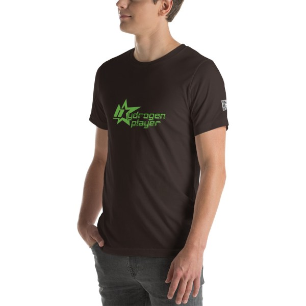 Hydrogen Player Short-Sleeve Unisex T-Shirt Multiple Colors 10