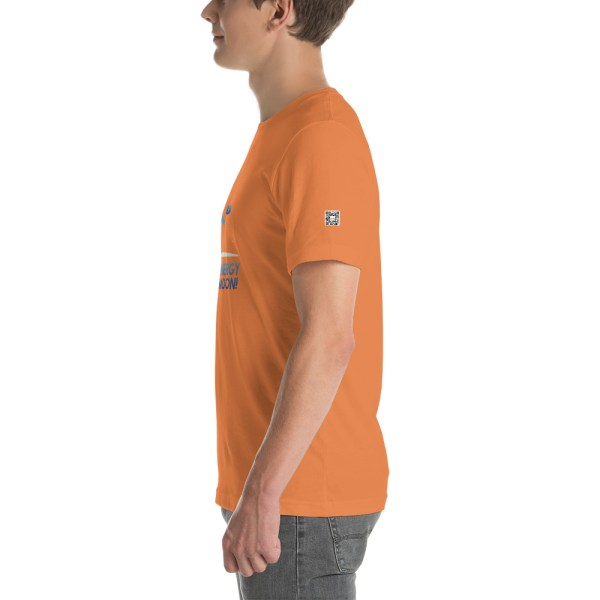 Clean Energy to the Moon Short Sleeve T-Shirt - Multiple Color Options 83