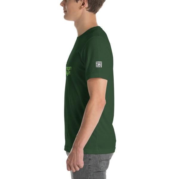 Hydrogen Player Short-Sleeve Unisex T-Shirt Multiple Colors 12