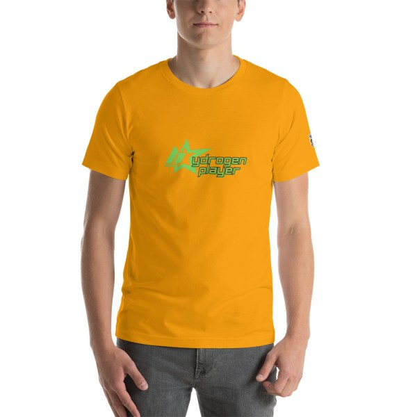 Hydrogen Player Short-Sleeve Unisex T-Shirt Multiple Colors 37