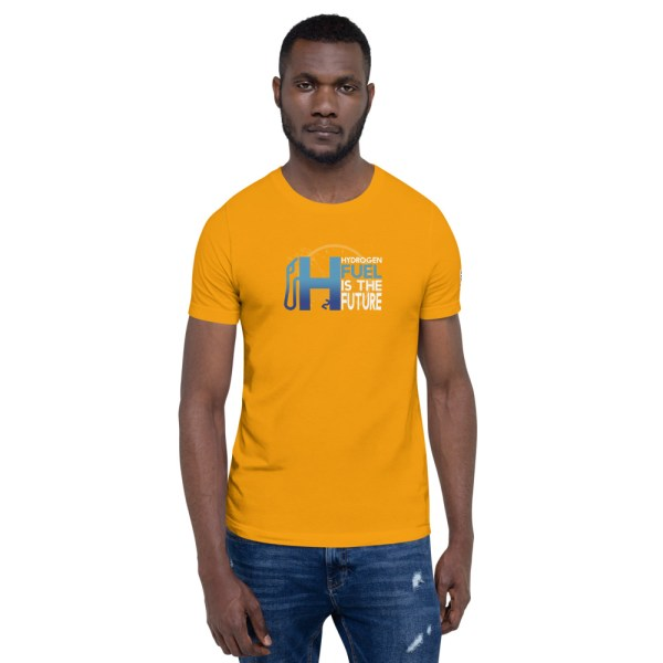 Unisex Hydrogen T-Shirt H2 Fuel is The Future - Multiple Colors 27
