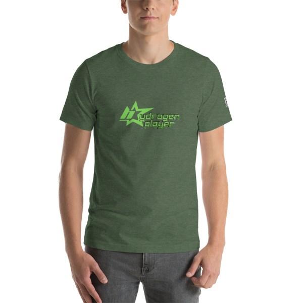 Hydrogen Player Short-Sleeve Unisex T-Shirt Multiple Colors 20