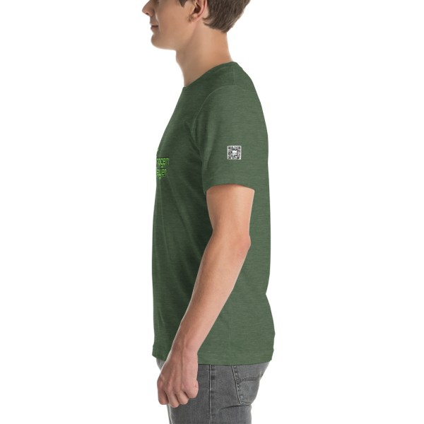 Hydrogen Player Short-Sleeve Unisex T-Shirt Multiple Colors 21