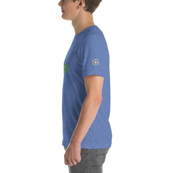 Hydrogen Player Short-Sleeve Unisex T-Shirt Multiple Colors 32