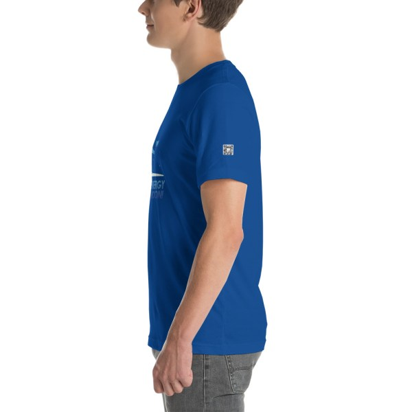 Clean Energy to the Moon Short Sleeve T-Shirt - Multiple Color Options 62
