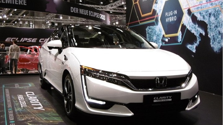 Honda Clarity FCEV and PHEV models to cease production