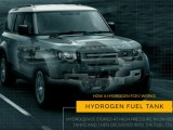 landrover hydrogen suv