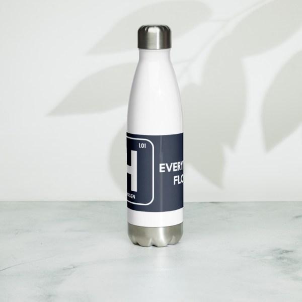 Hydrogen Element Stainless Steel Water Bottle 1
