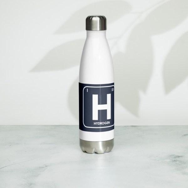 Hydrogen Element Stainless Steel Water Bottle 3