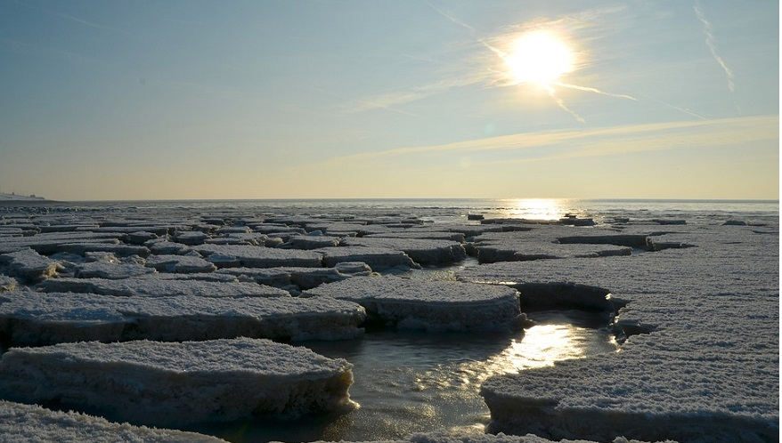 Solar hydrogen production gets a boost with below-freezing water splitting