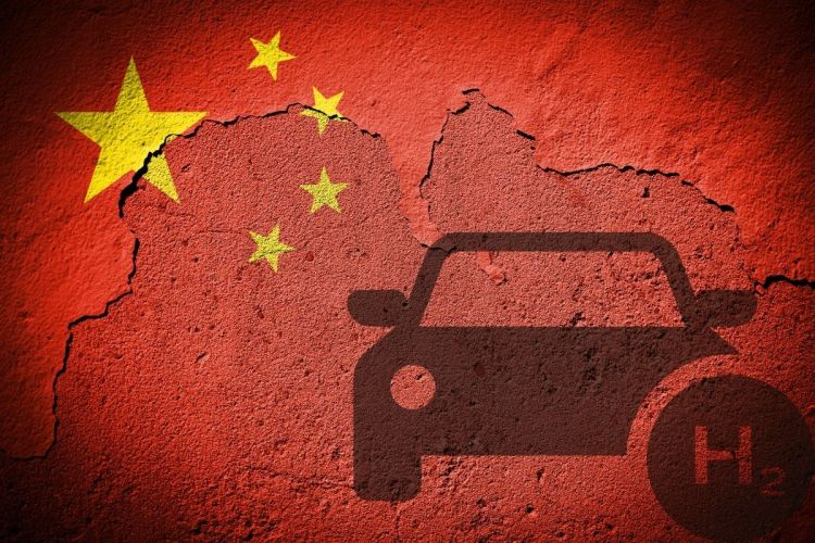 Hydrogen fuel cell vehicle - China H2 cars