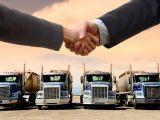 Zero-emission trucks - partnership
