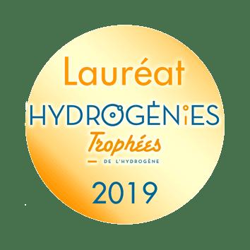 Lauréat HYDROGÉNIES 2019