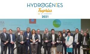 Hydrogénies, les trophées de l'hydrogène