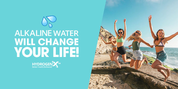 Alkaline Water will Change your Life!