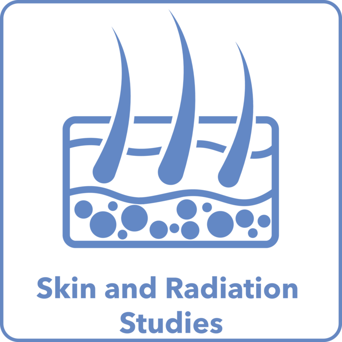 Skin & Radiation Studies