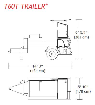 T60 Finn Hydroseeder