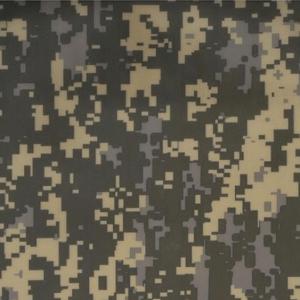 Film hydrographique Camouflage carré