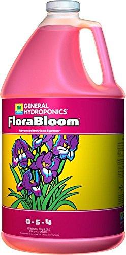 General Hydroponics FloraBloom, 1 Gallon | Hydroponic ...