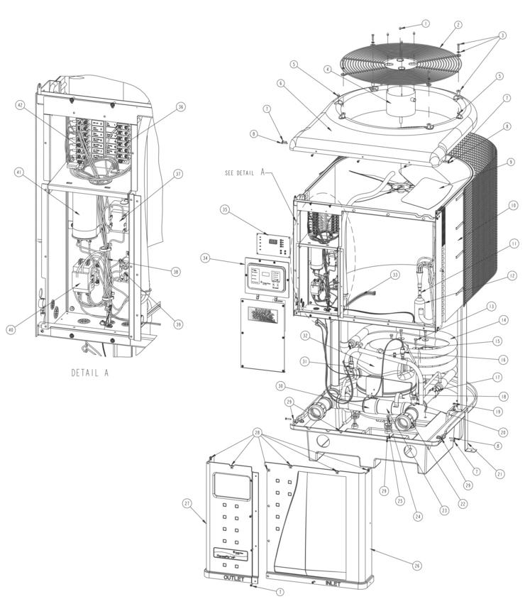 Geothermal Heat: Hydroheat Geothermal Heat Pump