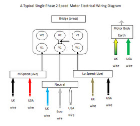 Ao Smith Single Phase Wiring Diagram Pump Power Lead Wiring Instructions Hydrospares