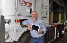 Brad McVee, Winner of Hydrosteer Newsletter signup competition