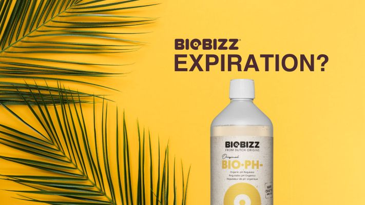Biobizz Instructions - Production and Expiration Dates