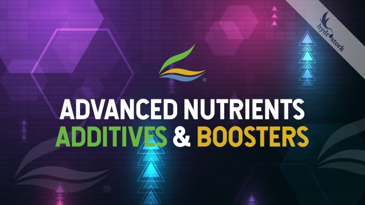 Advanced Nutrients Additives and Boosters