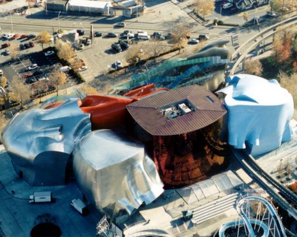 Experience Music Project - American Hydrotech