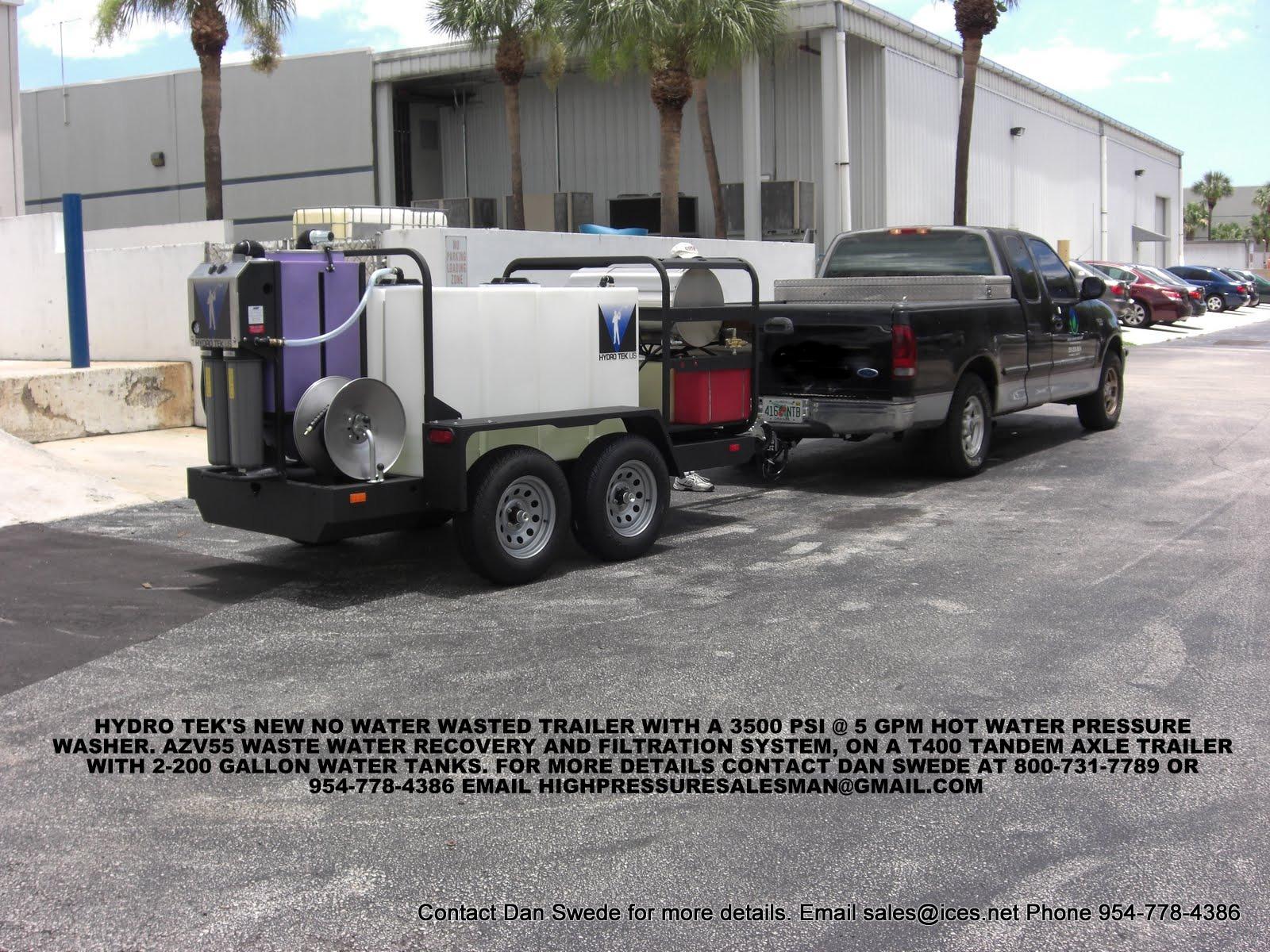 hight resolution of aquatic invasive species decontamination equipment