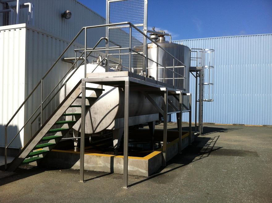 Hydrotherm Industrie Ralisations De Chaudronnerie Sur Mesure