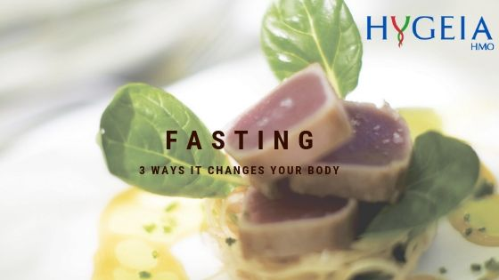 How fasting changes your body