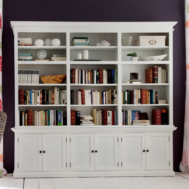 Halifax Hutch Unit Triple-Bay