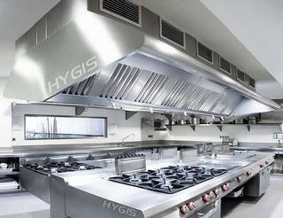 Installation de hotte de cuisine professionnelle dans les restaurants