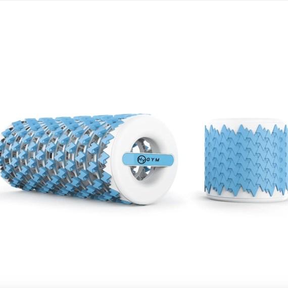 HyGYM Physio Foam Roller Rigid