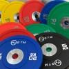 HyGYM-Vital-Clearance-Bumper-Plates