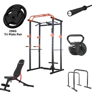 Home-Gym-Bundle-Packages-RedHome-Gym-Bundle-Package