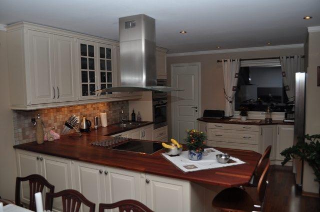 Lyst å moderne kjøkken