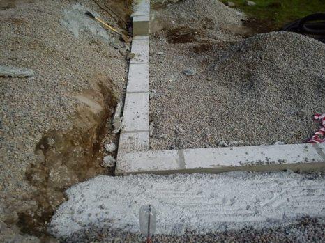 betongsålestøttemur