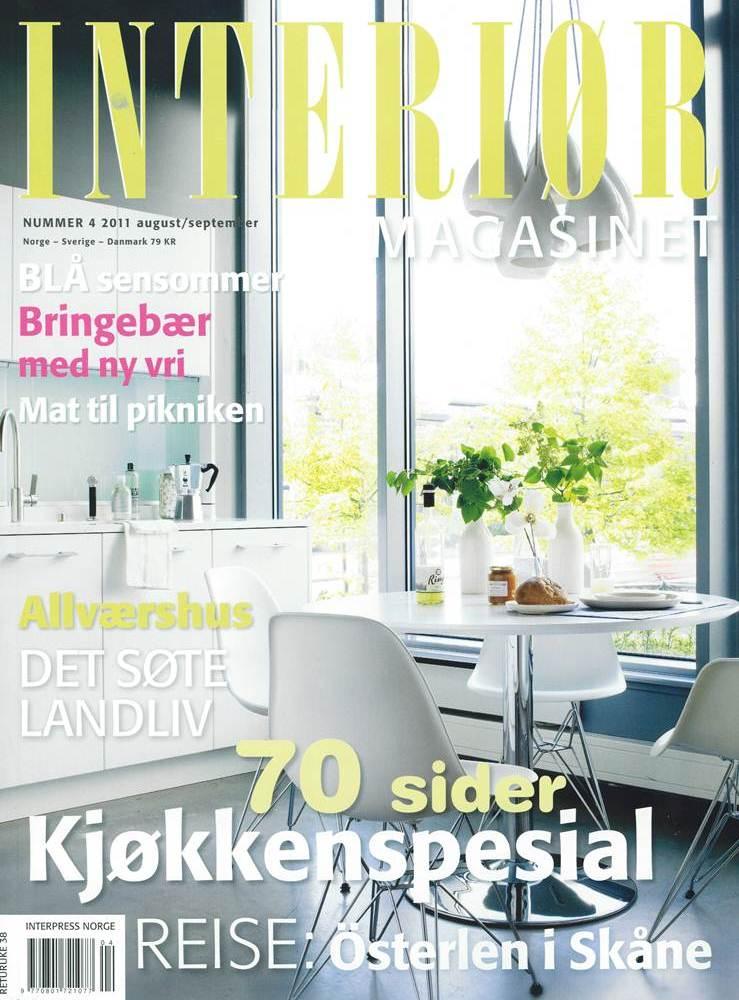 Kjøkken som er pusset opp - Interiørmagasinet