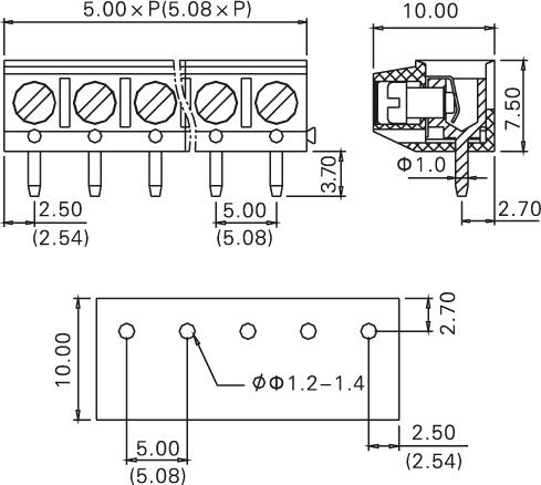 Hvac Terminal Block Furnace Terminal Block Wiring Diagram