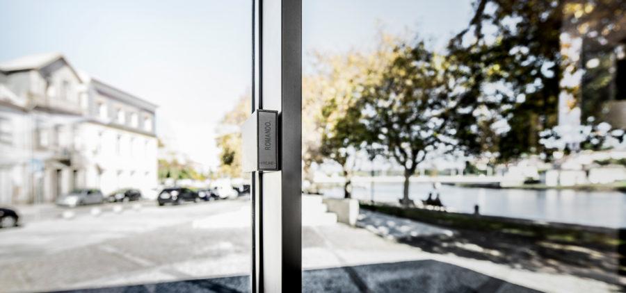 Fenêtre coulissante hyline pour restaurant