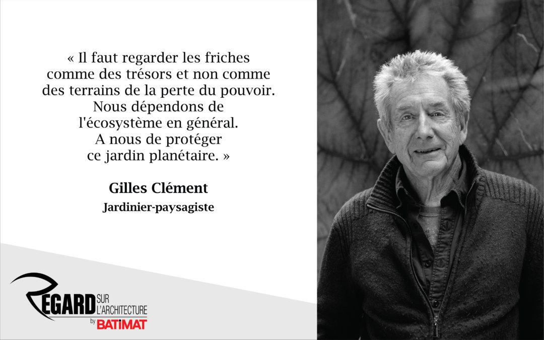 Gilles Clément architecte