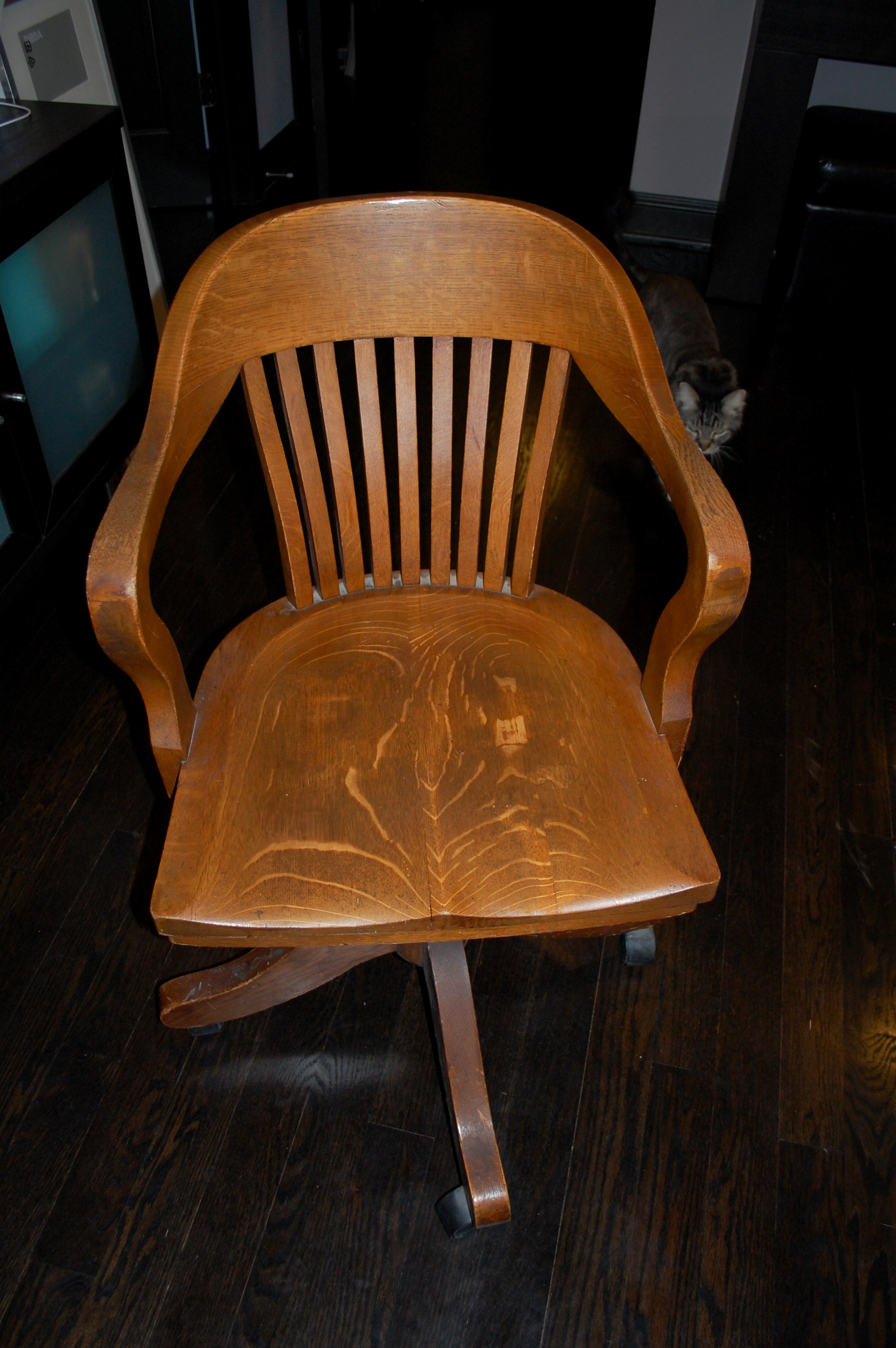 BL Marble Chair Company top  Hyman Interiors
